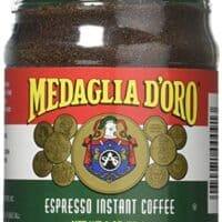 Medaglia D'Oro  Espresso Instant Coffee, 2 Oz