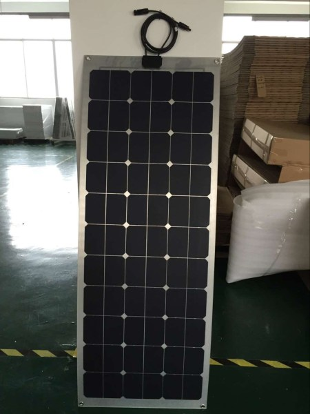 Lensun 140W 12V Flexible solar panels for our customer   Lensun     Lensun 140W flexible Solar Panel solar power solar electric solar energy
