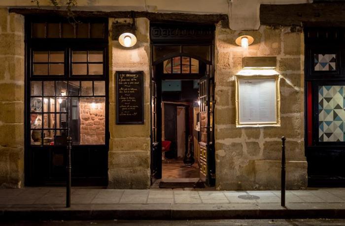 Restaurant Tapas Lyon 3
