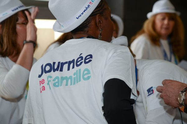 Family day : organisation Journee de la Famille - Paris centre
