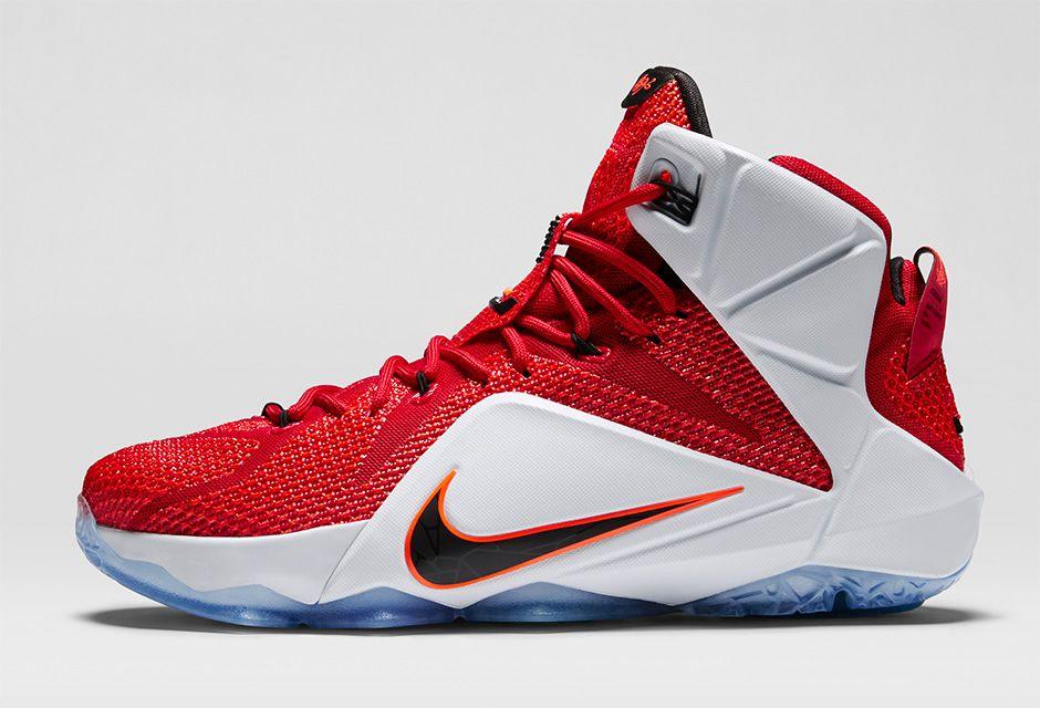 Nike LeBron 12 Heart of a Lion - Date de sortie - Release date