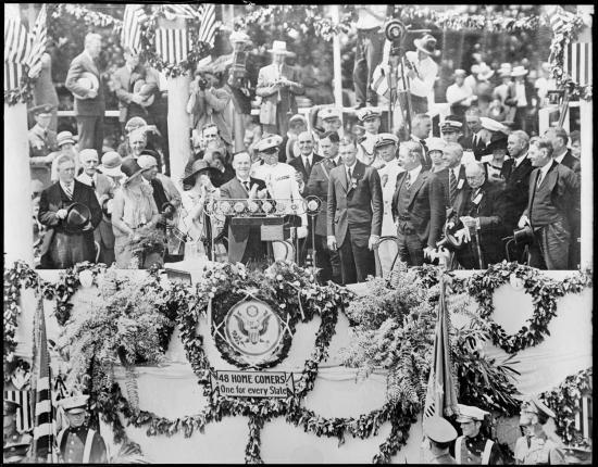 Honor Charles Coolidge Medal