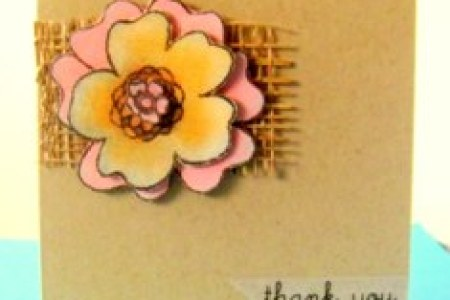 Make Easy Paper Flowers Fast Fun Tutorials On Craftsy Related Posts DIY Card How To Quilling Flower Greeting Cards