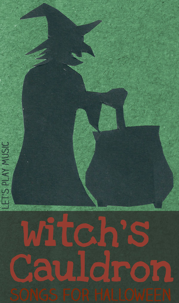 Witch S Cauldron Halloween Action Song Let S Play Music