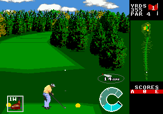 Play World Class Leaderboard Golf Online   Play Sega Genesis   Mega     Play World Class Leaderboard Golf Online