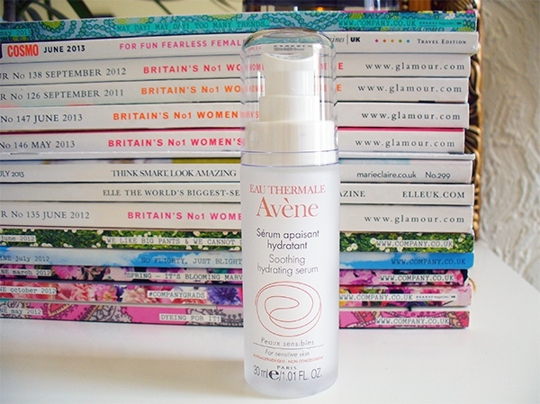 Avene Hydrating Serum