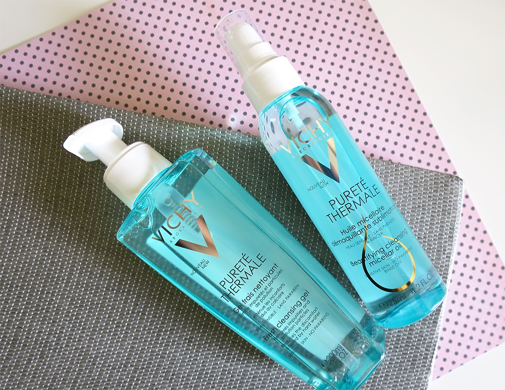 Vichy Purete Thermale Calming Cleansing Micellar Solution