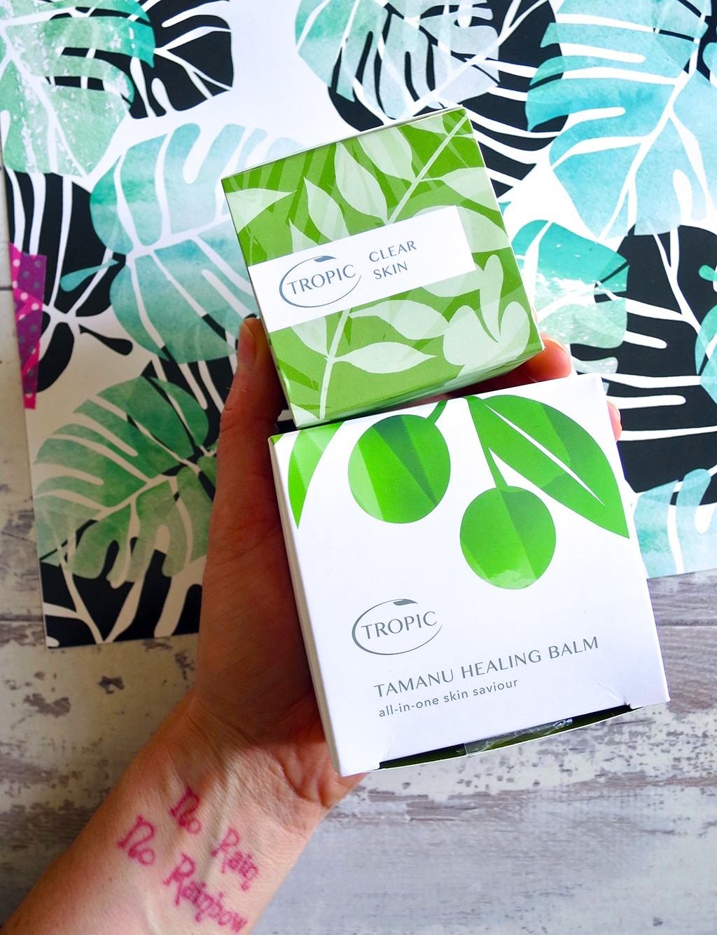 Clear Skin Products from Tropic Skincare