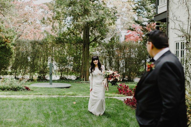 Fall Wedding Upstate Ny