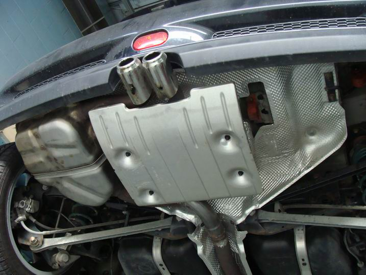2005 Exhaust Grand Prix Pontiac