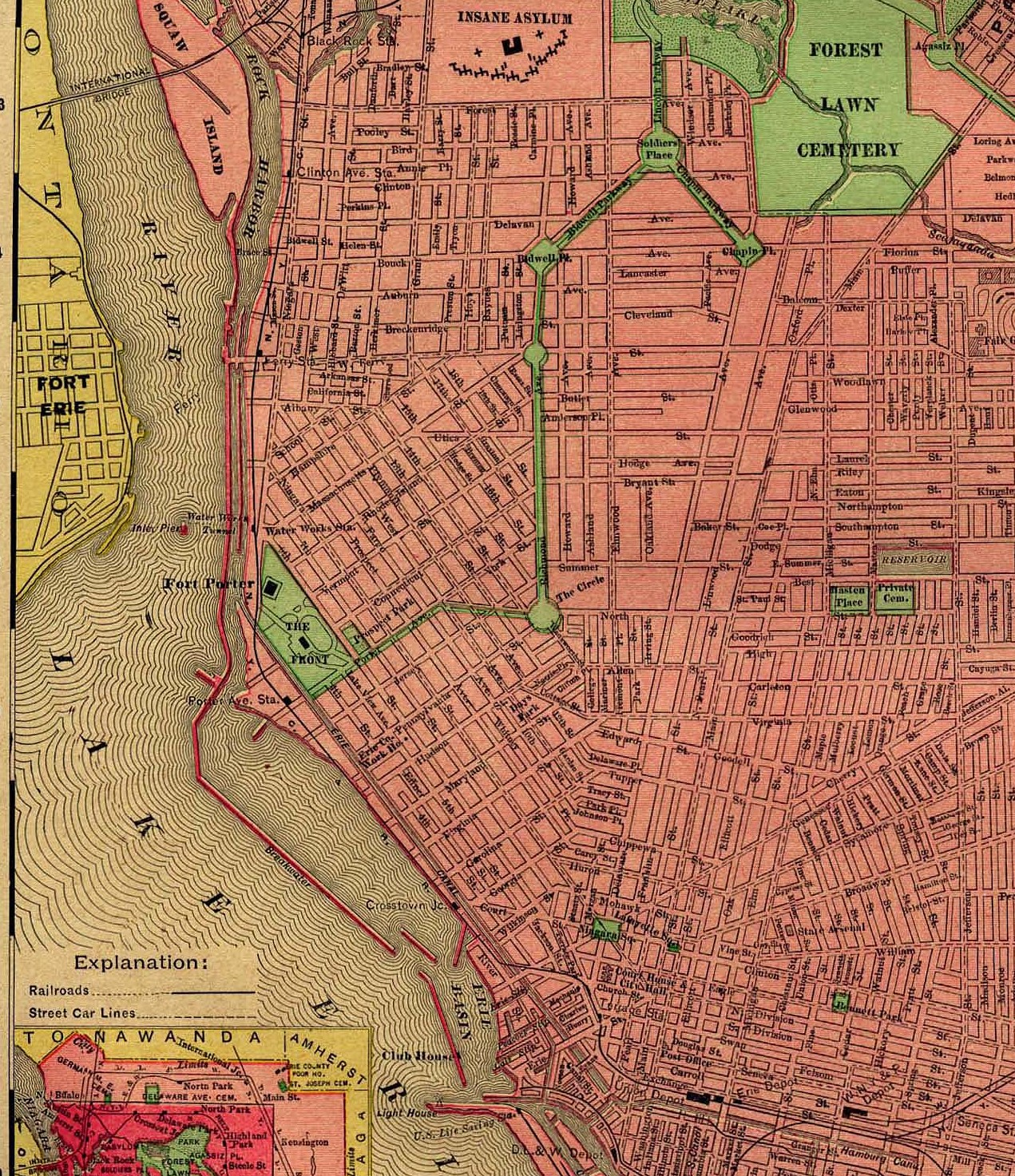 HD Decor Images » BuffaloResearch com  Historic Maps of Buffalo  Erie
