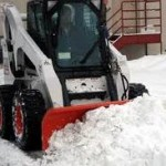 Vancouver BC Snow Removal and Salting