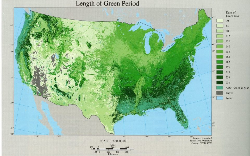 Featured Maps  Climate