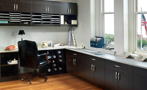 Library Design Associates Inc Office Amp Workroom