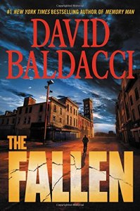 Medway Public Library The Fallen   by David Baldacci