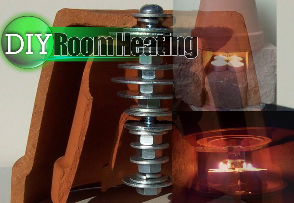Diy Terracotta Heaters Pots