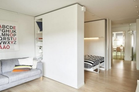 IKEA Takes on Transforming Interior Design and Furniture   LifeEdited ikea moving wall open