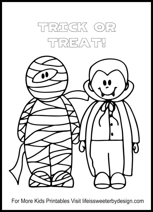 free halloween printables for kids # 25