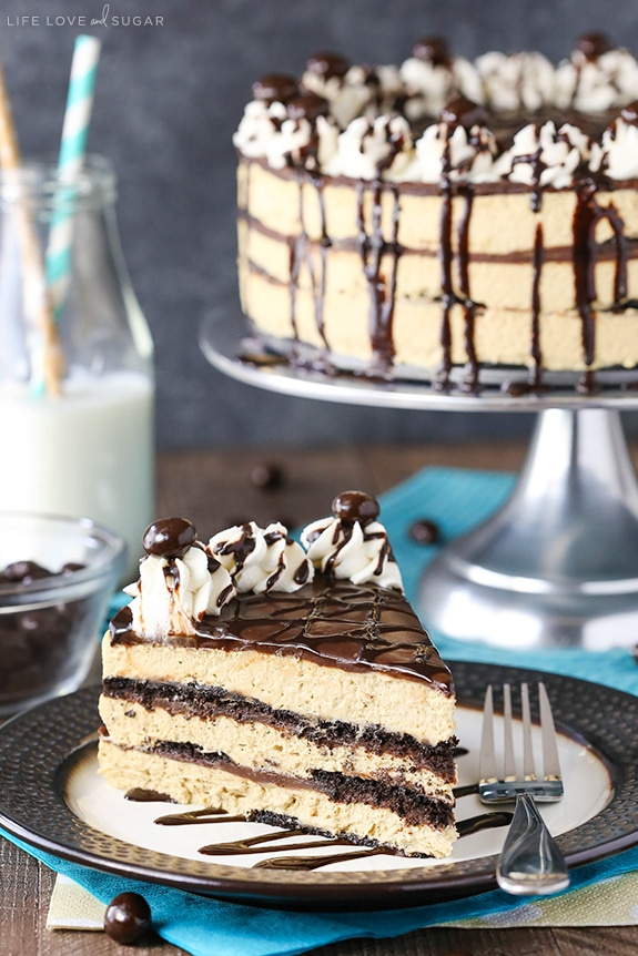 Mocha Chocolate Icebox Cake Life Love And Sugar