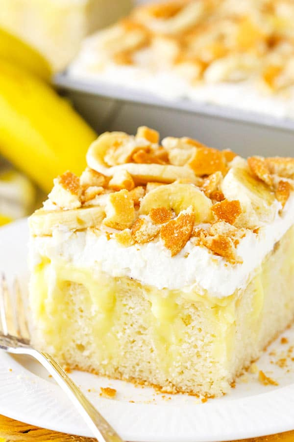 Easy Bake Banana Cake