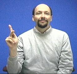 Quot Kitchen Quot American Sign Language Asl