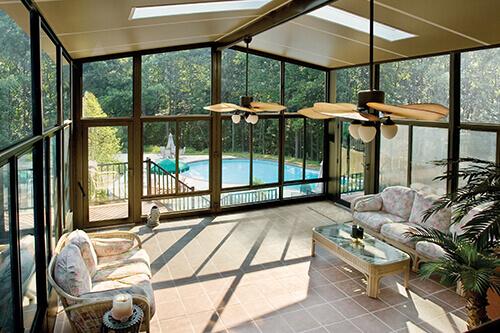 Sunrooms Amp Solariums Lifetime Enclosures