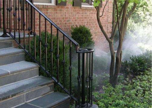 Handrail Installation Iron Handrail Metal Handrail Stairway Railing | Iron Handrails For Outside Steps | Aluminum Railing | Railing Systems | Deck Railing | Front Porch