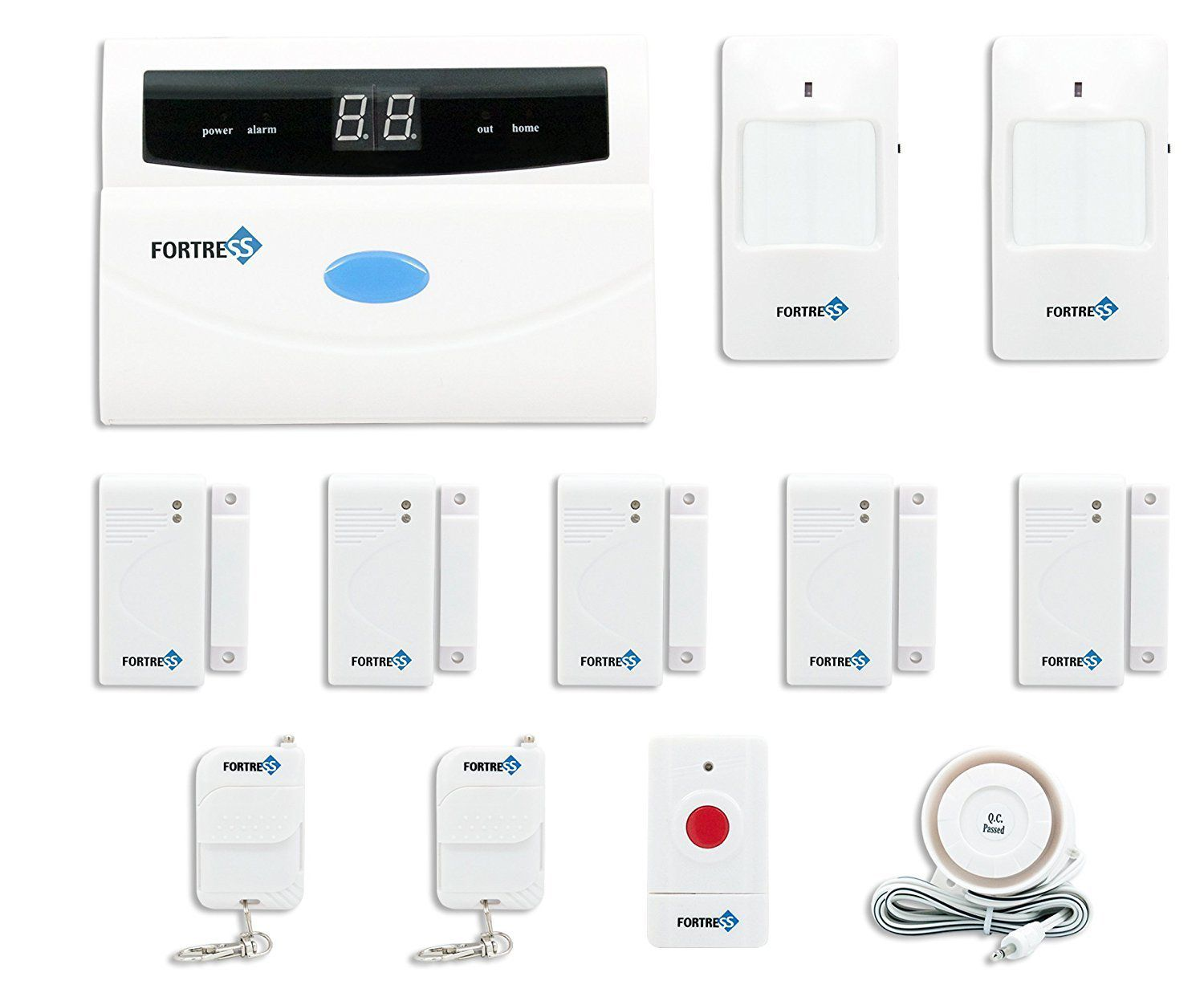 Diy Wireless Home Security Reviews