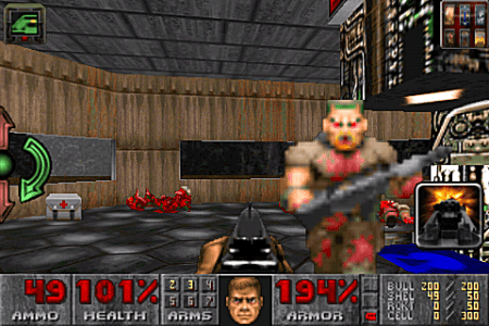 19 Best Old School Games for Your Phone Doom Classic is a carbon copy of the original hit  id Software