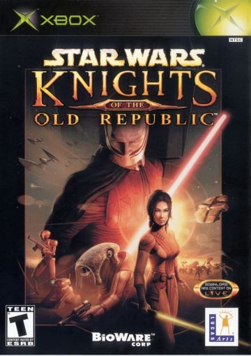 Best Star Wars Games on the OG Xbox Not only is KOTOR the best Star Wars game for Xbox  but it also one of the  best games overall  KOTOR is a fantastic RPG that delivers a great story