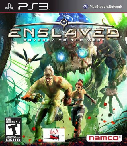 Nine Underrated PS3 Games You Must Play Enslaved  Odyssey to the West