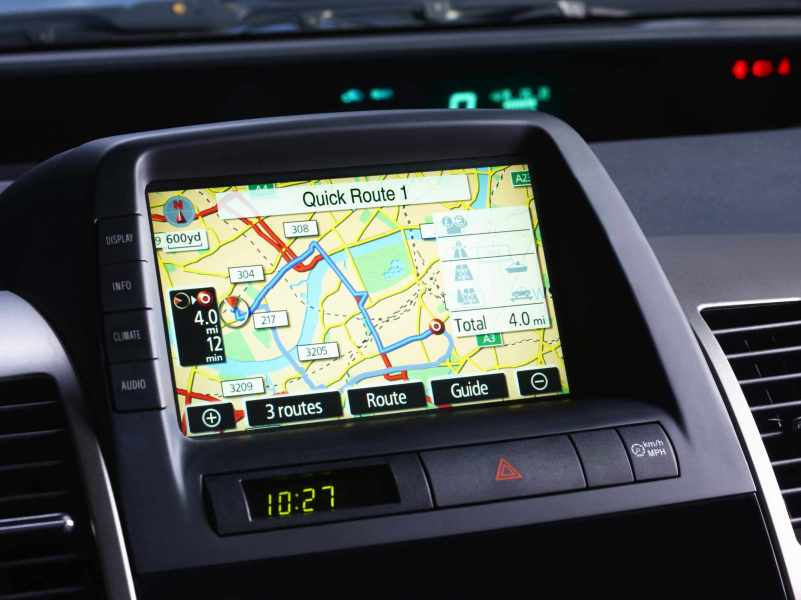 Car GPS Buying Guide  Things to Consider choosing built in gps