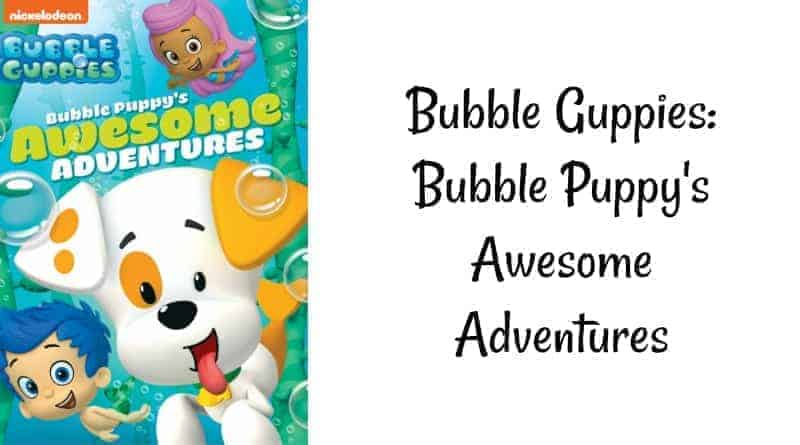 Bubble Guppies Guppy Style Movie