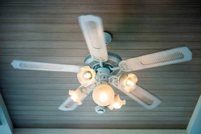 How to Choose a Light Bulb for Your Ceiling Fan Ceiling fan light fixture