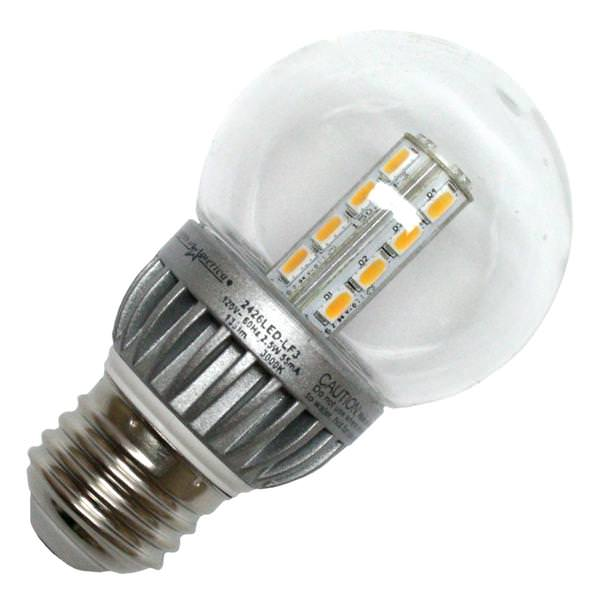 Fluorescent Night Light Bulb