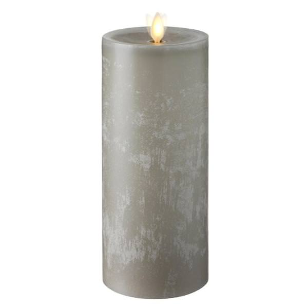 Led Pillar Candles Timer