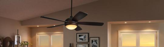 How to Install a Ceiling Fan   Light Bulbs Etc  How to Install a Ceiling Fan