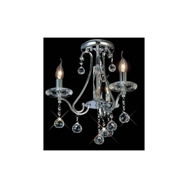 crystal chandelier traditional # 23