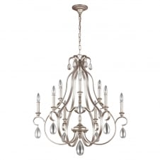 crystal chandelier traditional # 62