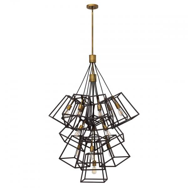 industrial cluster pendant lighting # 78