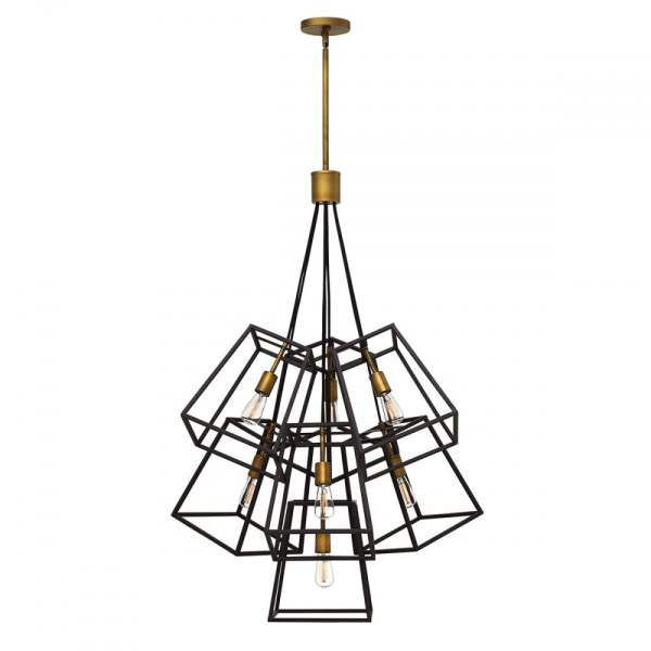 industrial cluster pendant lighting # 44
