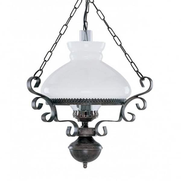 lantern pendant with shade # 13
