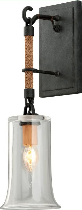 Rope Pendant Light Kit