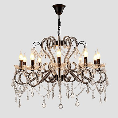 crystal chandelier traditional # 37