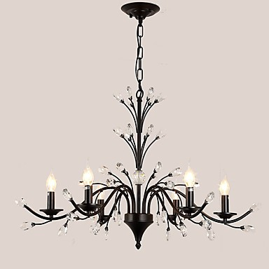 crystal chandelier traditional # 29
