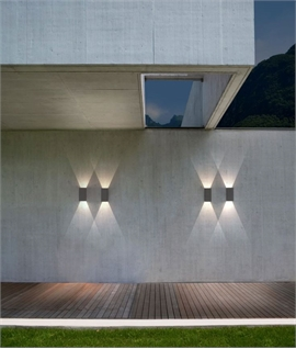 Architectural Up Amp Down Outdoor Lighting Lighting Styles
