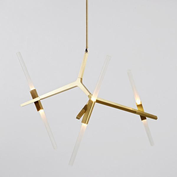 designer pendant light # 46