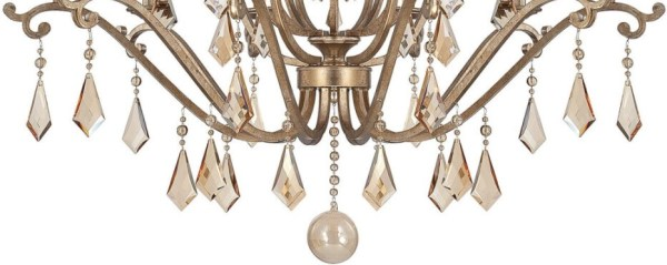 crystal chandelier drops # 21