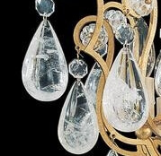crystal chandelier drops # 44