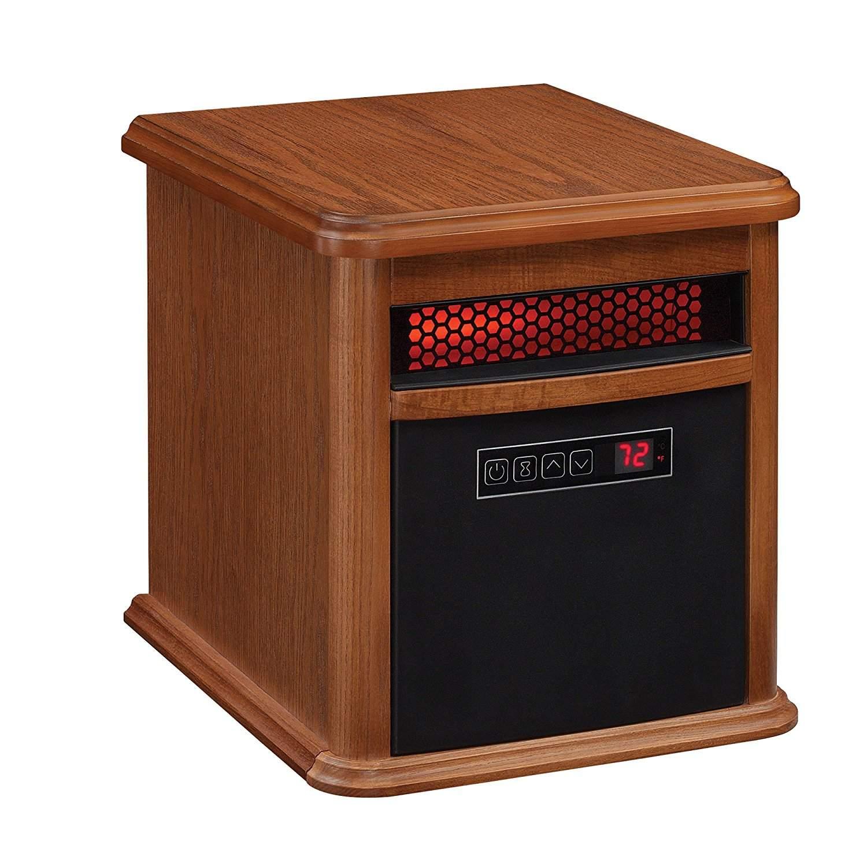 Infrared Quartz Heater Well